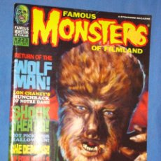 Cine: FAMOUS MONSTERS OF FILMLAND * Nº 223 * INGLES * IMPECABLE * FOTOS ADICIONALES * AÑO 1998 *. Lote 11359099