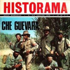 Cine: REVISTA FRANCESA CON LA LEYENDA Y MUERTE DE CHE GUEVARA. Lote 11387013