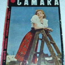 Cine: CAMARA -- Nº 56 - 1945. Lote 11521810
