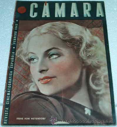 CAMARA -- Nº 17 - 1943 (Cine - Revistas - Cámara)