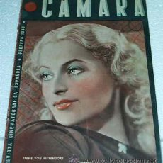 Cine: CAMARA -- Nº 17 - 1943. Lote 26592925