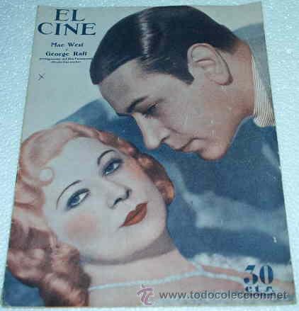 EL CINE --Nº 14 - 1934- ATRÁS JOAN CRAWFORD- ORIGINAL - IMPORTANTE LEER DESCRIPCION Y ENVIO (Cine - Revistas - Otros)