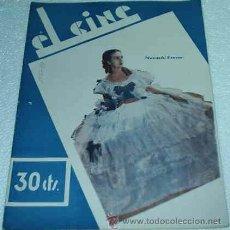Cine: EL CINE -- Nº 29 - 1934- ORIGINAL BUEN ESTADO-ATRAS L.ESTONE.LEER DECR.Y ENVIO. Lote 11521936