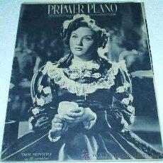 Cine: PRIMER PLANO -- Nº 162 -- 1943 - ORIGINAL BUEN ESTADOO- LEER. Lote 15290093