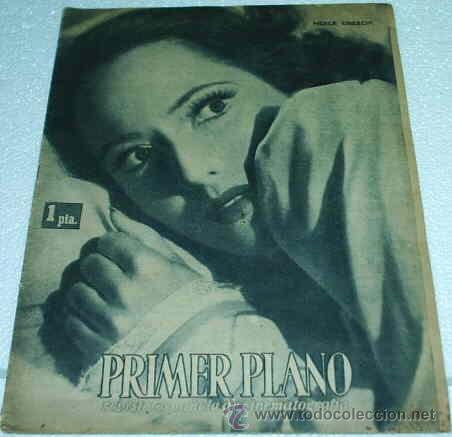 PRIMER PLANO -- Nº 264 -- 1945 - ORIGINAL BUEN ESTADO - LEER TODO Y ENVIOS (Cine - Revistas - Primer plano)