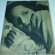 Cine: PRIMER PLANO -- Nº 264 -- 1945. Lote 15290094
