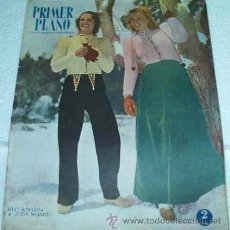 Cine: PRIMER PLANO -- Nº 328 -- 1947 - ORIGINAL BUEN ESTADO - LEER. Lote 26711462