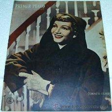 Cine: PRIMER PLANO -- Nº 397 -- 1948 - ORIGINAL BUEN ESTADO - LEER. Lote 15290096
