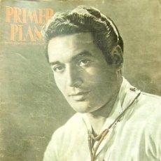 Cine: PRIMER PLANO SPANISH MAGAZINE JORGE MISTRAL 1952 Nº621 . Lote 11634067