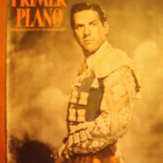Cine: PRIMER PLANO SPANISH MAGAZINE MARIO CABRE 1952 Nº610 . Lote 11744549