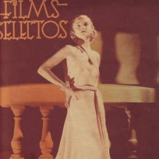 Cine: FILMS SELECTOS . Lote 12828417