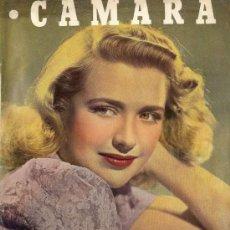 Cine: CAMARA REVISTA DE CINE NUM 154 JUNIO 1949 54 PAGINAS. Lote 12309543