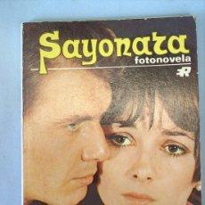 Cine: FOTONOVELA SAYONARA -N.9 QUERIDO FORASTERO 1972 EDITORIAL ROLLAN. Lote 20634032