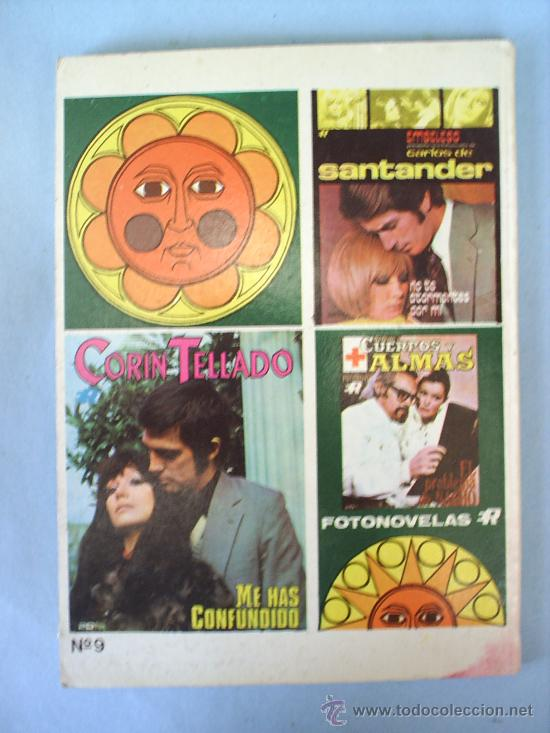 Cine: FOTONOVELA SAYONARA -N.9 QUERIDO FORASTERO 1972 EDITORIAL ROLLAN - Foto 2 - 20634032