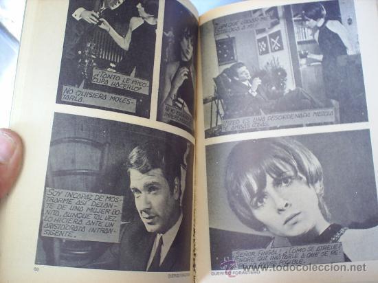 Cine: FOTONOVELA SAYONARA -N.9 QUERIDO FORASTERO 1972 EDITORIAL ROLLAN - Foto 3 - 20634032