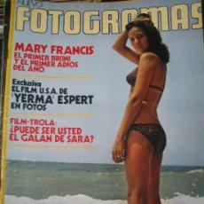 Cine: REVISTA FOTOGRAMAS - MARY FRANCIS. Lote 12648255