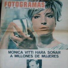 Cine: REVISTA FOTOGRAMAS Nº 883 - MONICA VITTI - CARY GRANT. Lote 12777750
