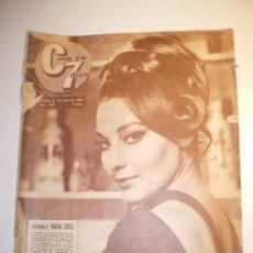 Cine: CINE EN 7 DIAS - JUNIO 1964 - Nº 168 ESPAÑOLA:MARA CRUZ.. Lote 17586170