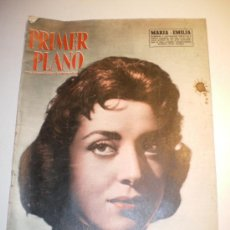 Cine: PRIMER PLANO REVISTA ESPAÑOLA DE CINEMATOS. Nº 836 MARIA - EMILIA (1957). Lote 25832088