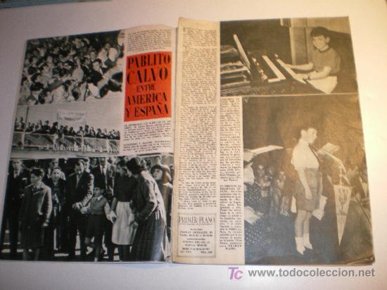 Cine: PRIMER PLANO REVISTA ESPAÑOLA DE CINEMATOS. Nº 836 MARIA - EMILIA (1957) - Foto 3 - 25832088