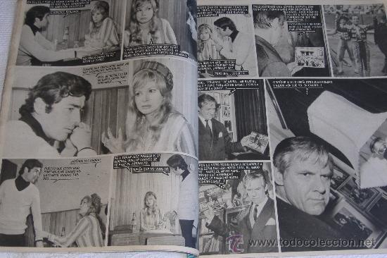 Cine: fotonovela extra tentacion con máximo valverde y mario cabré, poster patty pravo, coleccionistas - Foto 3 - 26178879