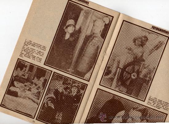 Cine: album fotogramas, greta garbo - Foto 2 - 27473957