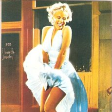 Cine: HT06 MARILYN MONROE IDOLS REVISTA INGLESA JULIO 1989. Lote 13854812
