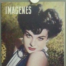 Cine: IN71 JEAN PETERS REVISTA IMAGENES Nº 12 1952. Lote 13855676