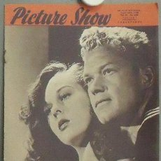 Cine: IN74 SUSAN HAYWARD PICTURE SHOW REVISTA INGLESA Nº 1343 1948. Lote 13855952