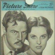 Cine: IN80 JEAN PETERS MARLON BRANDO PICTURE SHOW REVISTA INGLESA Nº 1517 1952. Lote 13858905