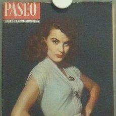 Cine: IN82 JEAN PETERS PASEO REVISTA ESPAÑOLA Nº 59 1957. Lote 13858910