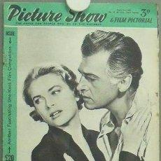 Cine: IN86 GRACE KELLY STEWART GRANGER PICTURE SHOW REVISTA INGLESA Nº 1670 1955. Lote 13858916