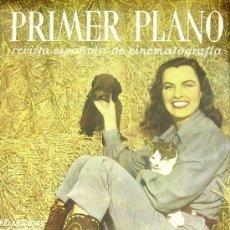 Cine: ELLA RAINES PRIMER PLANO SPANISH MAGAZINE 1946 Nº313 SPAIN. Lote 13947597