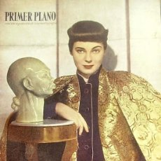 Cine: MARTA TOREN PRIMER PLANO SPANISH MAGAZINE 1949 Nº444 SPAIN. Lote 14089697