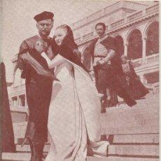 Cine: FILMOTECA NACIONAL - CINE SOVIETICO DEL DESHIELO -1965 - 32 PAGINAS.. Lote 25445433