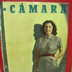 Cine: + CINE, REVISTA CAMARA 194, AÑO 1951, AMPARO RIVELLES, BALARRASA, JANE RUSSEL, JOHN MARBURTON. Lote 14194366