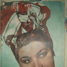 Cine: PRIMER PLANO - NUMERO 674 13/9/1953 PORTADA CARMEN ESBRI. Lote 14303954