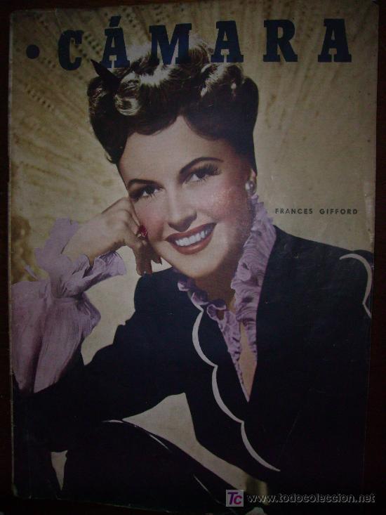 CAMARA AÑO 1946 Nº126 FT DE IRENE DUNE,DICKENS EN EL CINE 2PG,6FT,LA VIDA DE MICKEY ROOONEY2PG,7FT. (Cine - Revistas - Cámara)