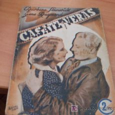 Cinema: CASATE Y VERAS ( BARBARA STANWICK / GENE RAYMOND). Lote 14407065