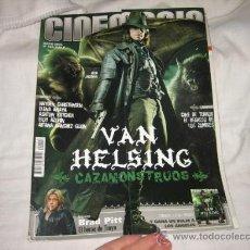 Cine: CINEMANIA MAYO 2004 Nº 104 VAN HELSING CAZAMONSTRUOS. Lote 14426898