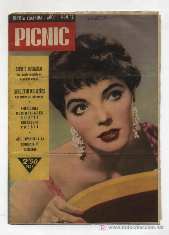PICNIC. Nº 12. (Cine - Revistas - Otros)