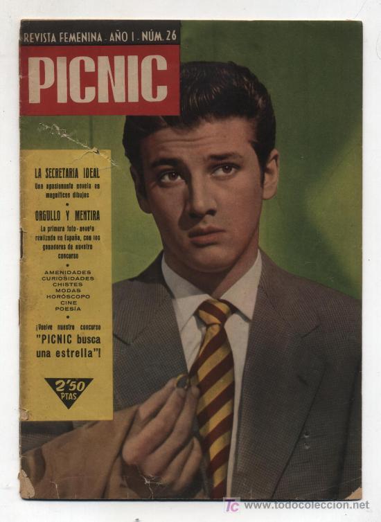 PICNIC. Nº 26 (Cine - Revistas - Otros)