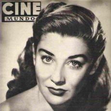 Cine: CINE MUNDO - Nº102 FEB 1954 ** CANDIDATOS AL OSCAR. Lote 14816770
