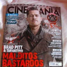 Cine: CINEMANIA - MES DE SEPTIEMBRE 2009. Lote 14925481