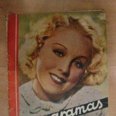Cine: REVISTA CINEGRAMAS AÑO III. Nº 87. MADRID 10 DE MAYO DE 1936. Lote 15146402