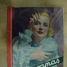 Cine: REVISTA CINEGRAMAS AÑO II. Nº 59. MADRID 27 DE OCTUBRE DE 1935. Lote 15146508