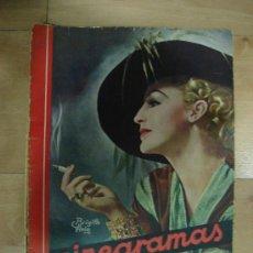 Cine: REVISTA CINEGRAMAS AÑO II. Nº 22. MADRID 10 DE FEBRERO DE 1935. Lote 15146630