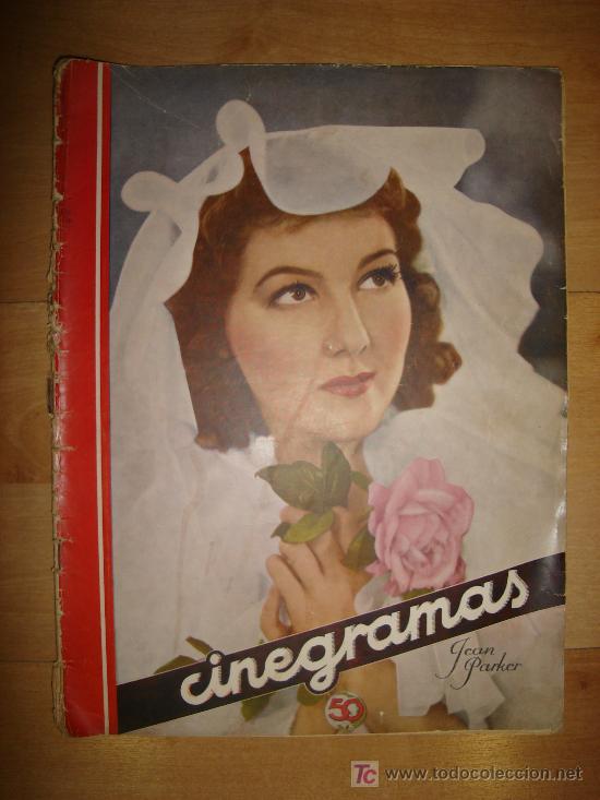 REVISTA CINEGRAMAS AÑO II. Nº 66. MADRID 15 DE DICIEMBRE DE 1935 (Cine - Revistas - Cinegramas)