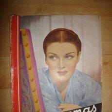 Cine: REVISTA CINEGRAMAS AÑO II. Nº 40. MADRID 16 DE JUNIO DE 1935. Lote 15146787