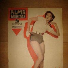 Cine: REVISTA FILMS SELECTOS. AÑO VI. Nº 238. MADRID 11 DE MAYO DE 1935. Lote 15146854